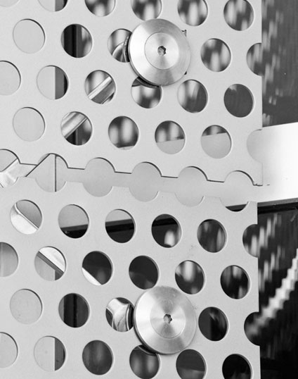 Perforated Metal Sheet Product