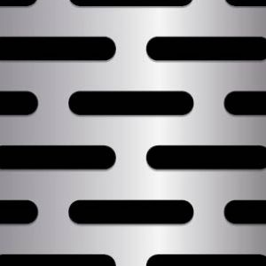 Slotted Perforation Pattern