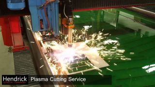 Embedded thumbnail for Plasma Cutting