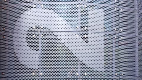 Number Perforated Metal Cladding Panels for Cisco Systems