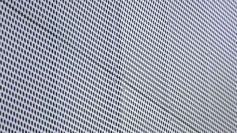 Perforated Metal Cladding Detail for Cisco Systems
