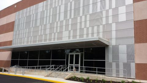 Digital Realty Data Center Building Exterior