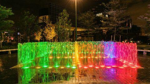 Hendrick Architectural Fountain Grating