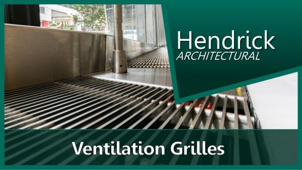 Embedded thumbnail for Arch Ventilation Grille - 609 Main