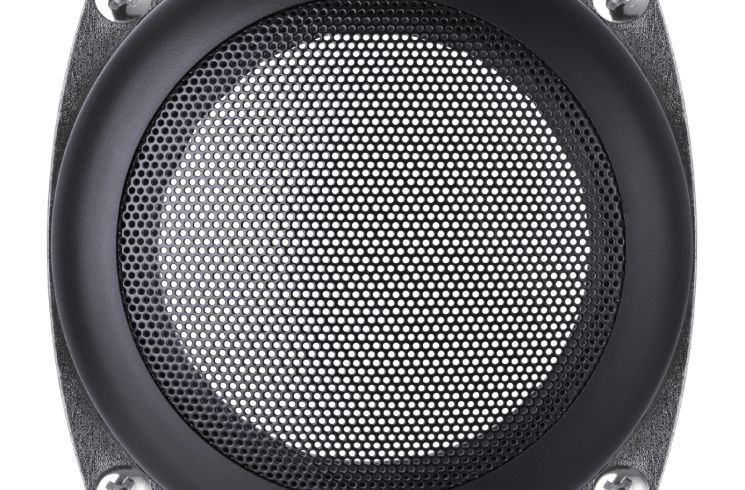Round accoustical perforated cover