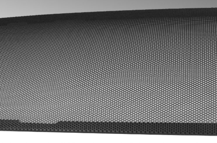 Perforated Speaker Grill Cover