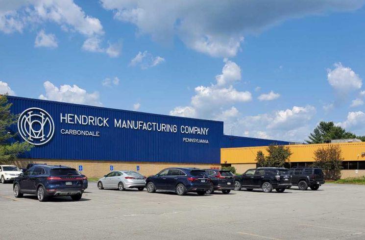 Carbondale Manufacturing Location