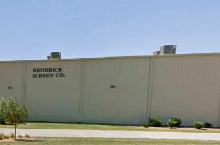 Hendrick Screen Company Location