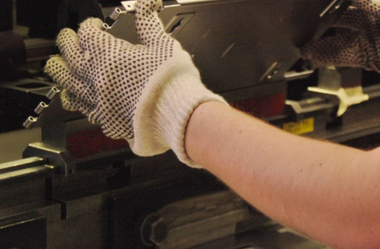 Pressbrake Hendrick Manufacturing