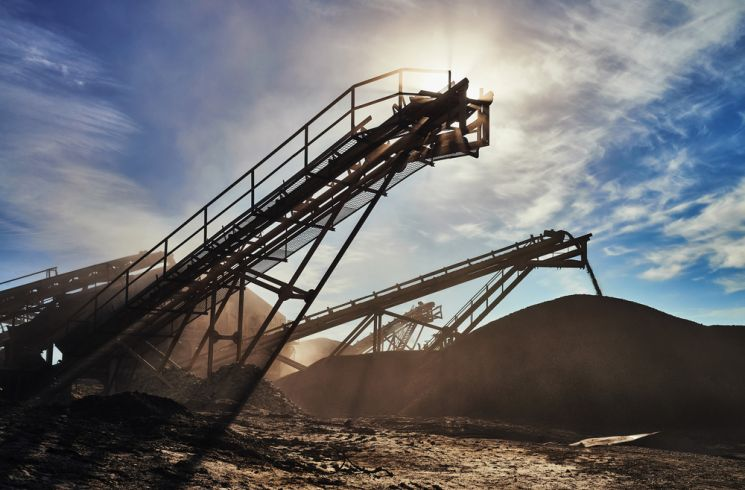 Metal Products Used in Mining