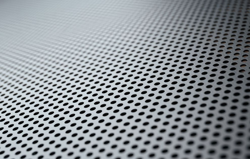 Perforated Metal Manufacturing Services