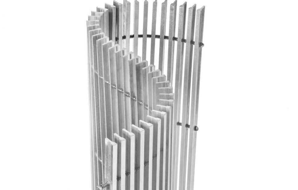 Flex Bar Curved Metal Bars Example