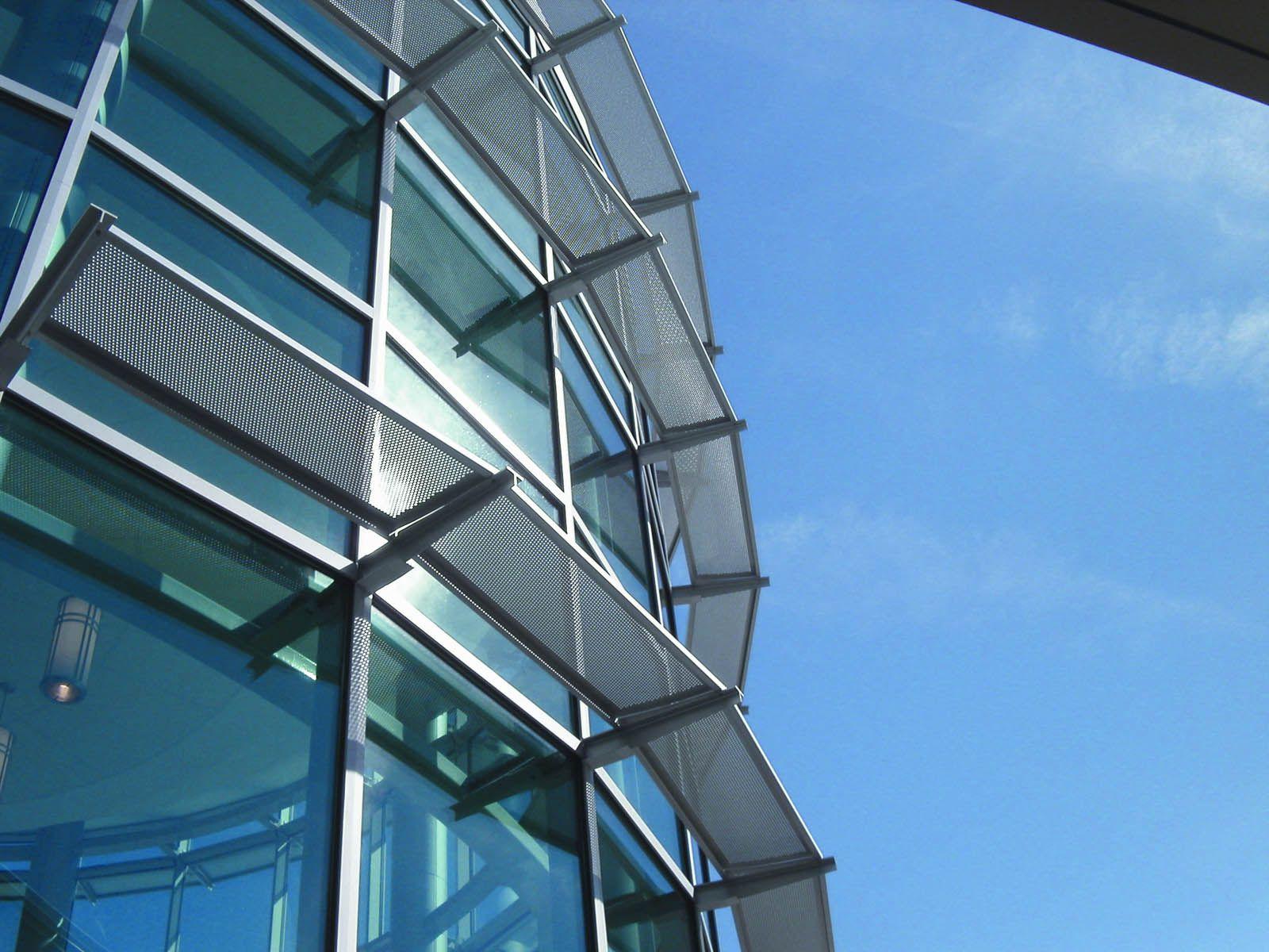 Architectural Sunshades Metal Sunscreens Sun Control