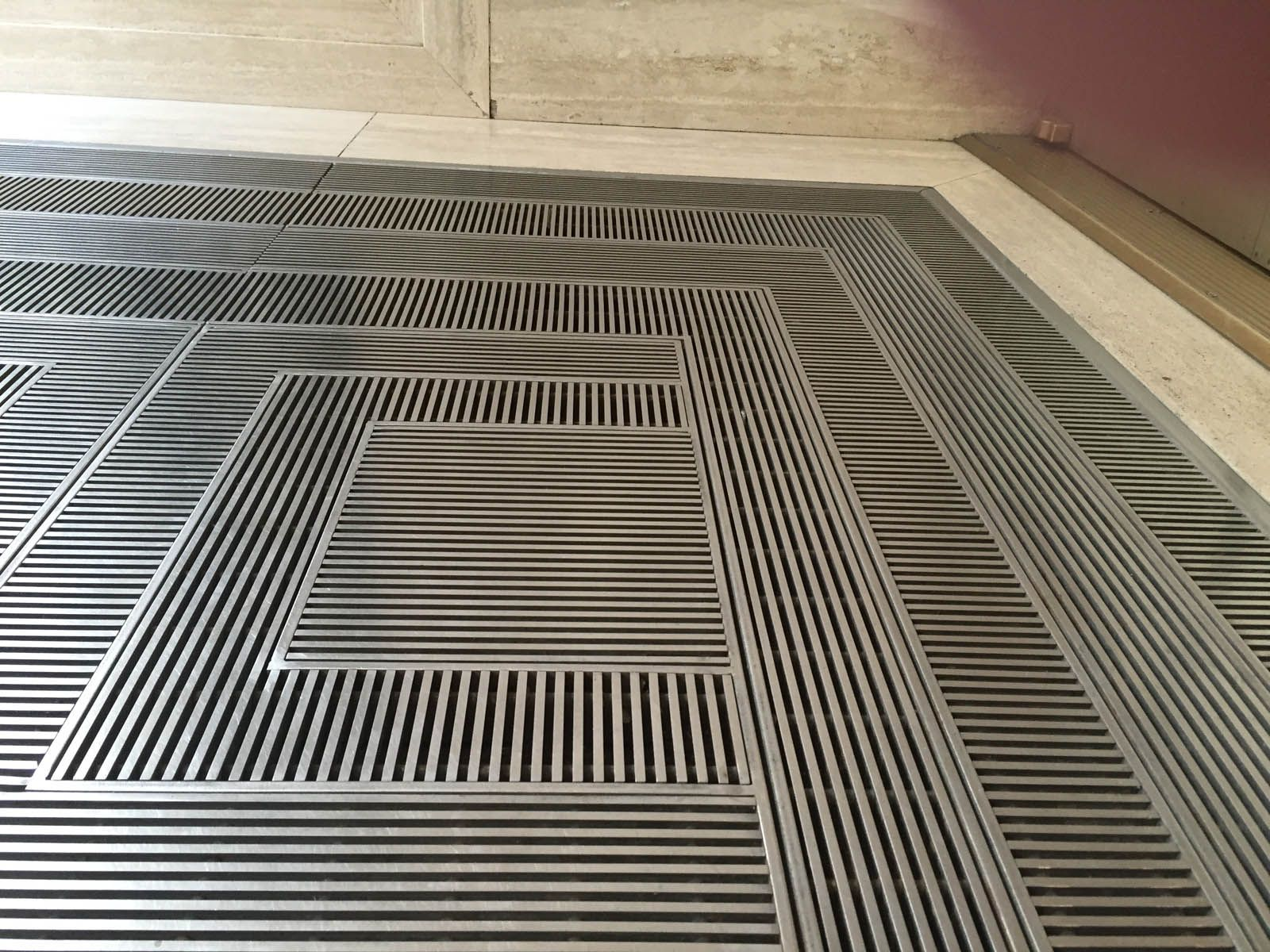 Entrance Grilles Amp Grating Entrance Floor Grilles Hendrick