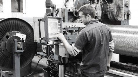 Hendrick Metal Manufacturing Technology