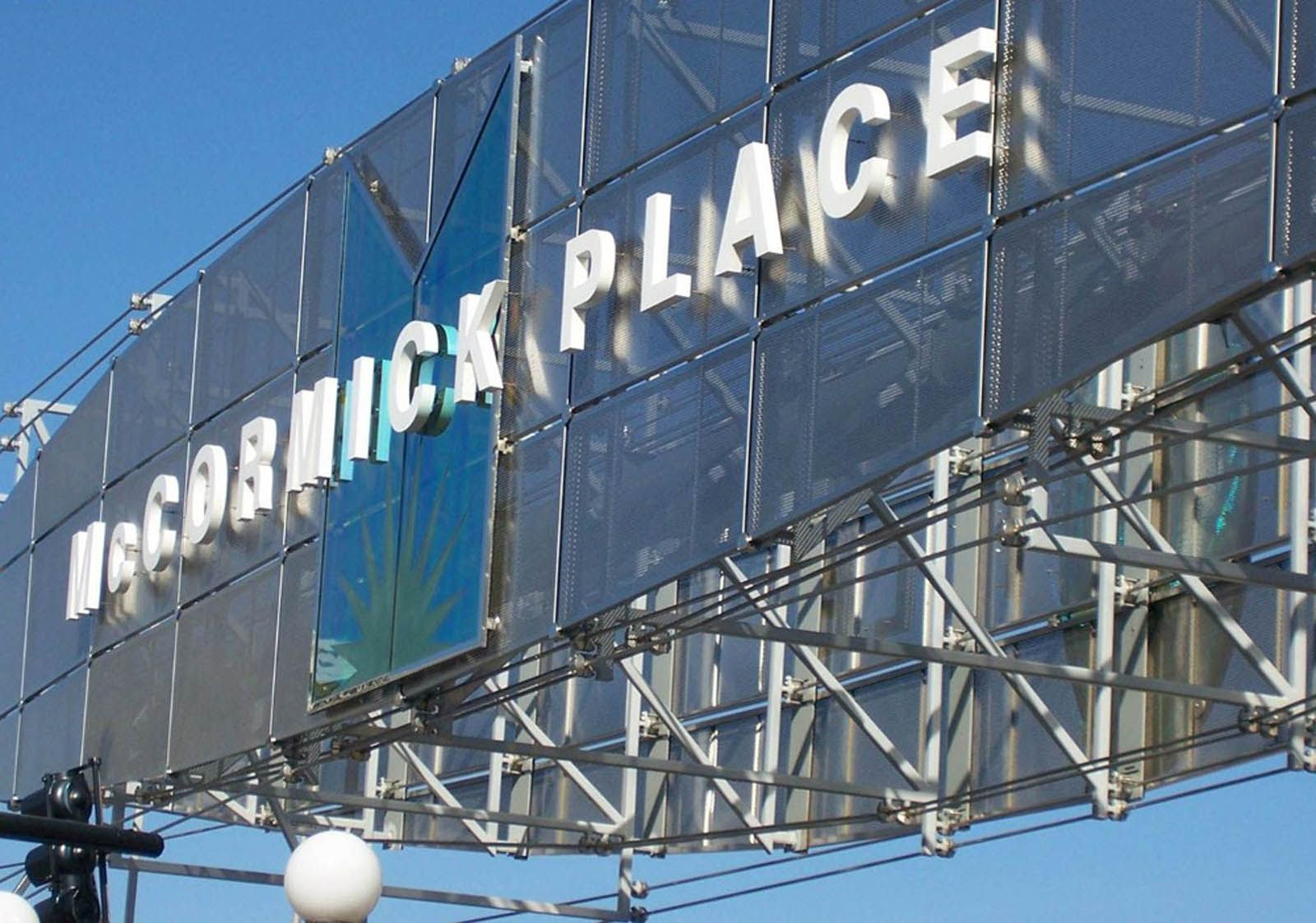 Perforated Metal Signage Custom Metal Signage Solutions