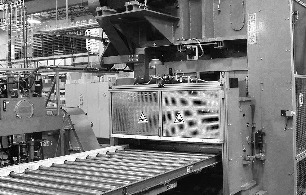 Perforated Metal Manufacturers | Hendrick Manufacturing