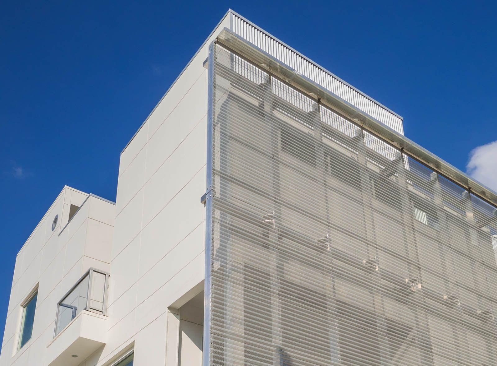 Architectural Corrugated Metal Panels Corrugated Metal