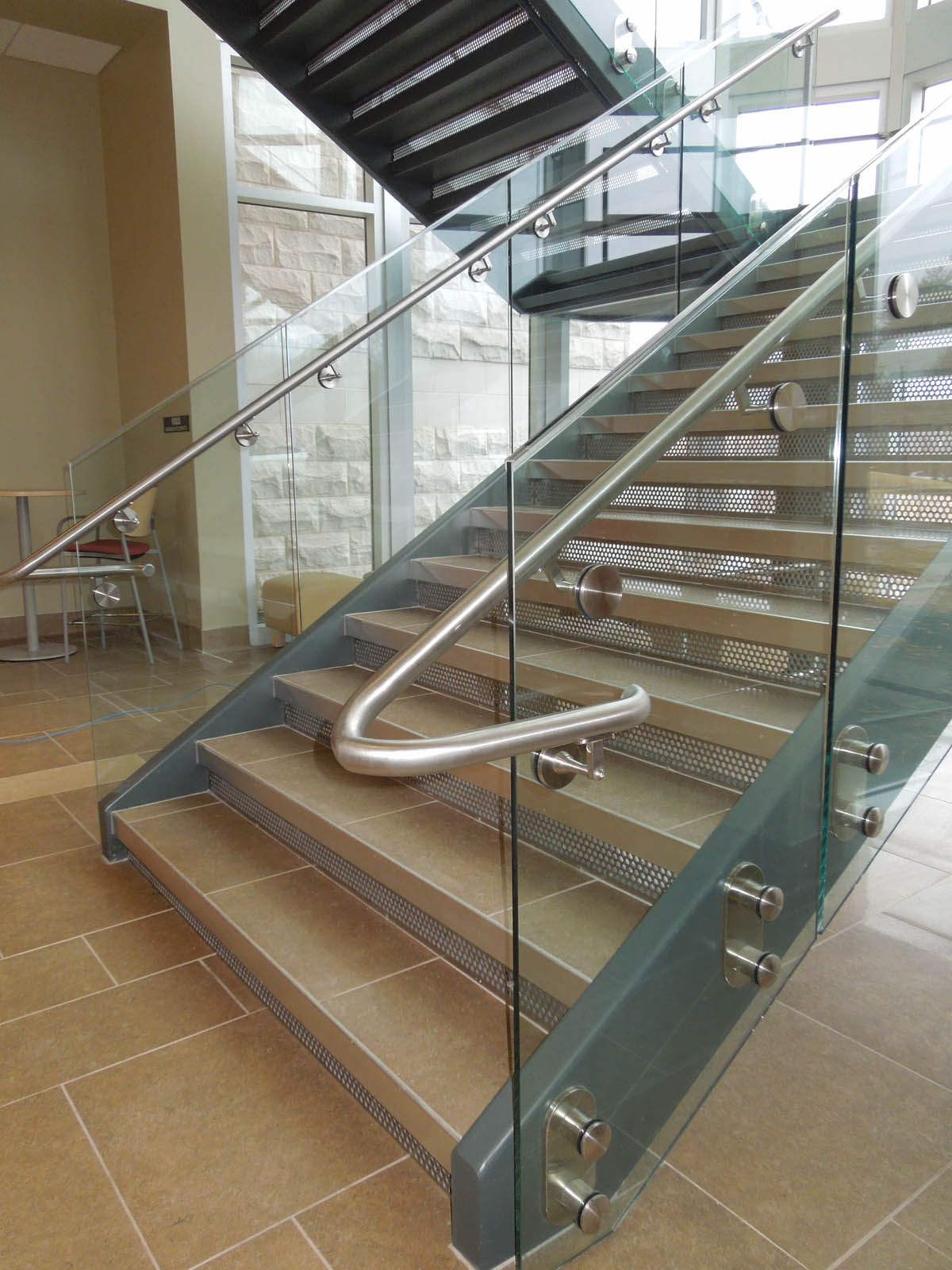 Metal Stair Components