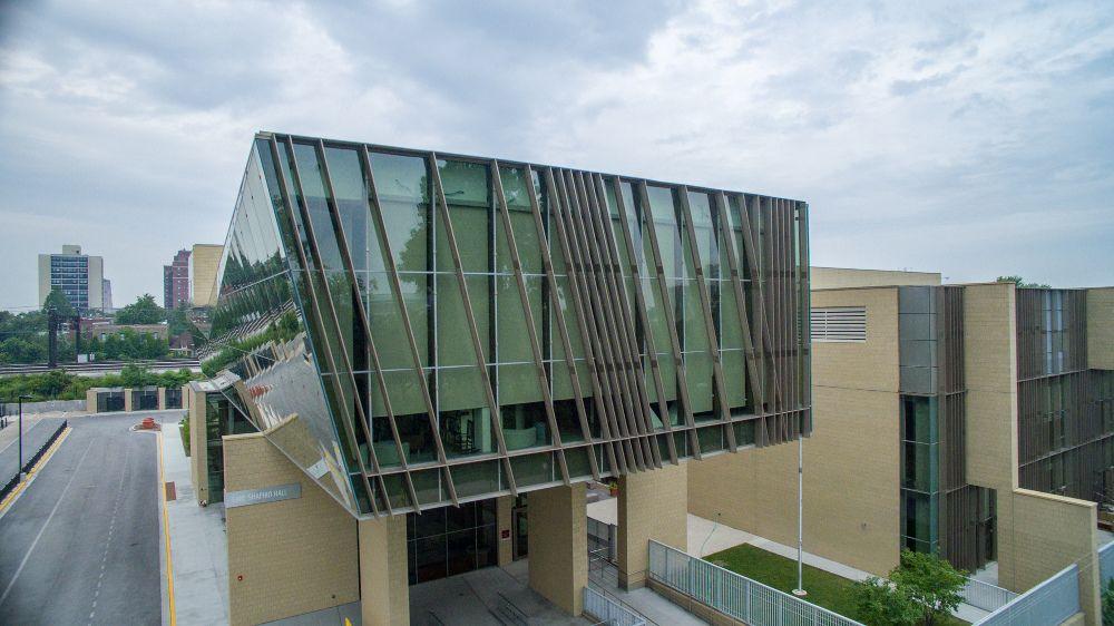 Architectural Sun Control Univ Chicago Hendrick