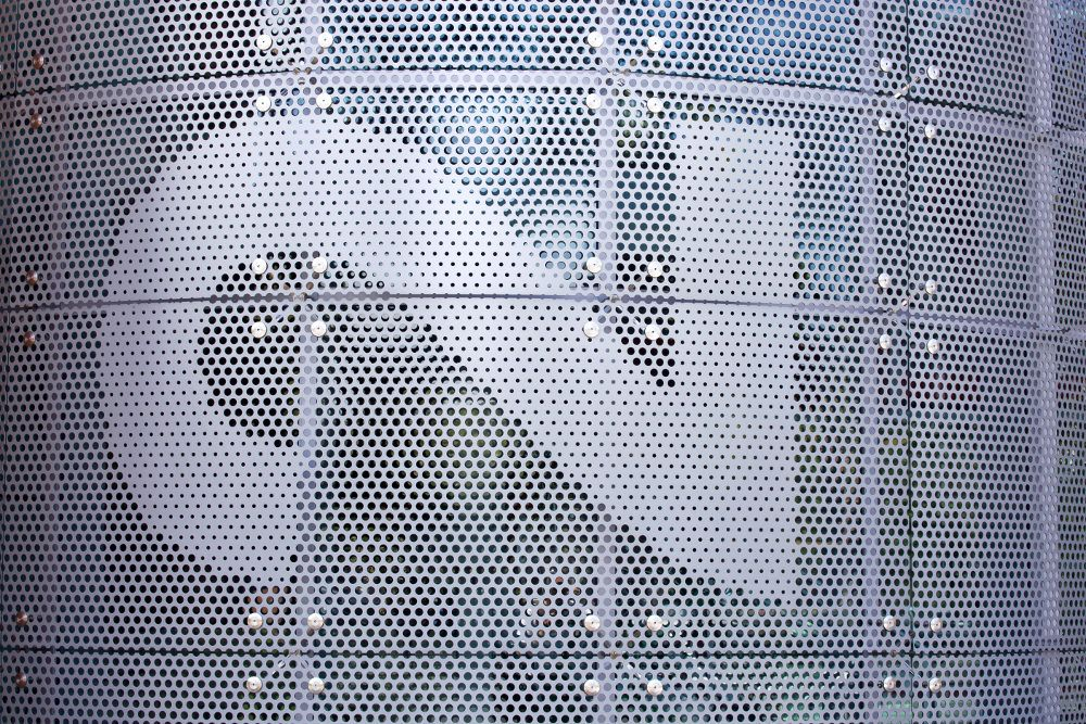 perforated metal cladding cisco systems hendrick manufacturing