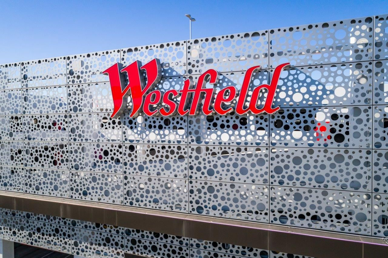 Perforated Metal Cladding Westfield Valley Fair